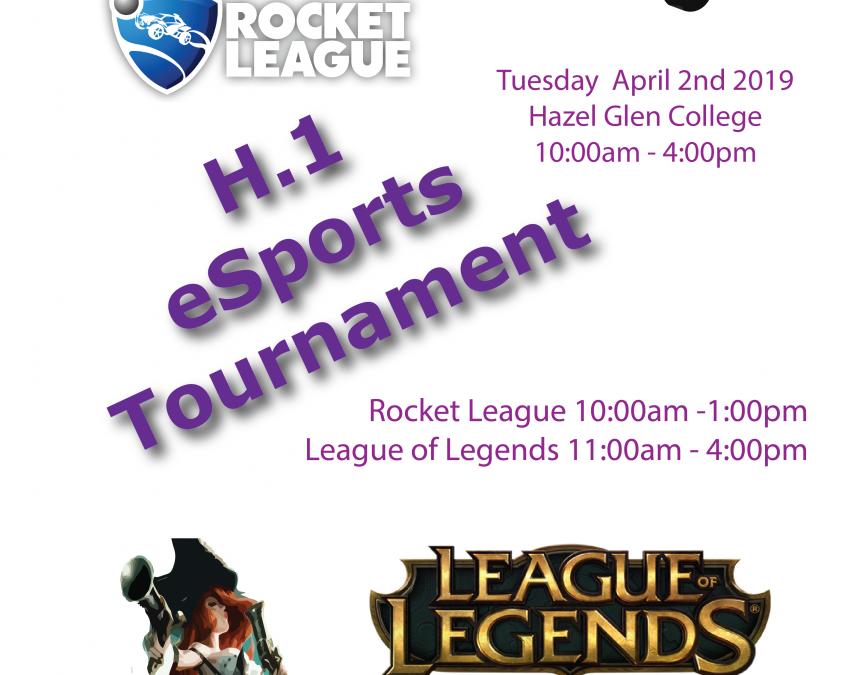 H.1 eSports Tournament